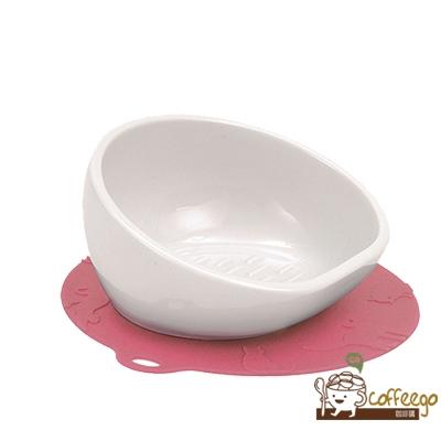 《HARIO》短毛貓專用粉紅磁碗75ml PTS-NYS-PC