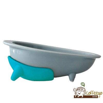 《HARIO》長嘴犬專用天空藍磁碗 PTS-WP-BGR 150ml