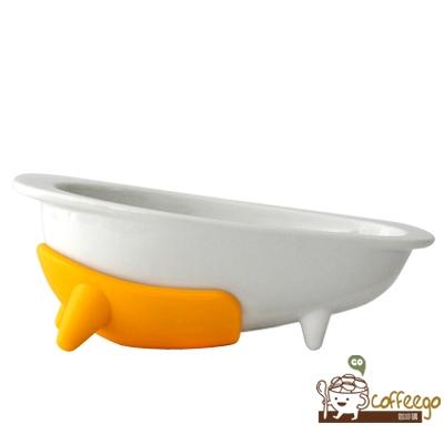 《HARIO》長嘴犬專用潔淨白磁碗 PTS-WP-W 150ml