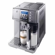 【Delonghi】PrimaDonna ESAM6620 皇爵型義式全自動咖啡機-銀色面板