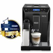 《Delonghi》ECAM44.660.B 晶鑽型全自動咖啡機 原廠保固三年/贈上田曼巴咖啡豆5磅