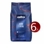 【LAVAZZA】CREMA E AROMA咖啡豆(1000g) / 一箱6包