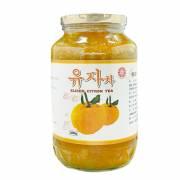 【LIKI】蜂蜜柚子茶2Kg