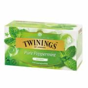 【TWININGS 唐寧】沁心薄荷茶 Pure Peppermint 2gX25入(盒)